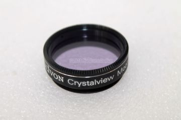 "Olivon 1.25"" Crystal view Moon filter"